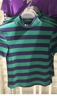 DICARI Bershka Stripes Shirt