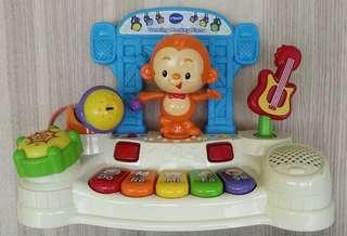 幼兒玩具 Vtech Dancing monkey piano