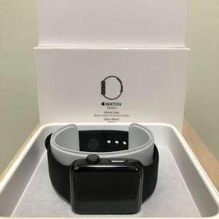 Apple Watch 42mm Series 2 Space Black Stainless Steel