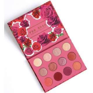 Colourpop Fem Rosa SHE eyeshadow palette
