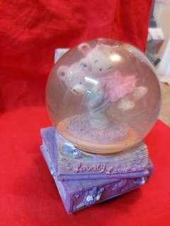 水晶球音樂盒