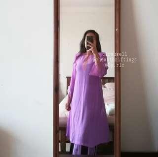 baju kurung sequins