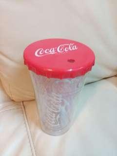 可口可樂 塑膠杯