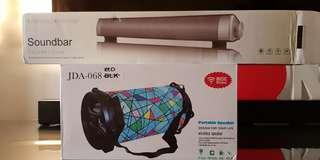 Sound & potable speaker(wireless)