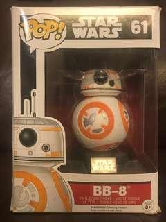 StarWars 星球大戰 BB-8 POP! 公仔 模型