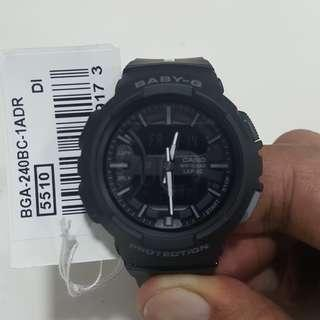 Casio | Baby-G | BGA-240 | Authentic