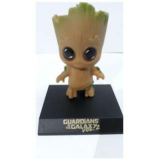 Groot Guardians of the Galaxy Bobble Head