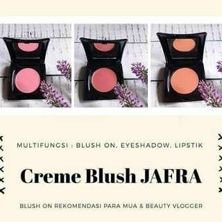 Cream blush Jafra