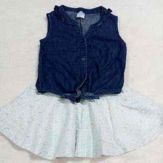 Babies Wear - Top & Skirt
