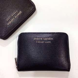 🇳🇱 Pierre Cardin France Leather Card Holder 法國風琴式牛皮卡片套