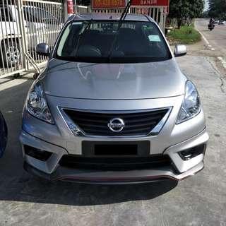 NEAR 2015 Nissan ALMERA 1.5 V (NISMO) MTHLY rm 5xx
