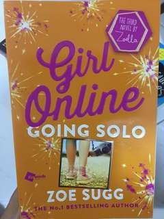 Zoella Girl Online Going Solo