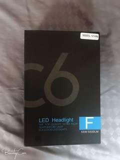 LED Headlight 12V, 55W