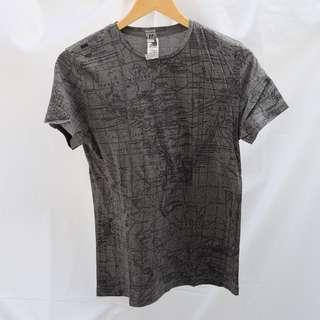 Wellborn Maps Tshirt
