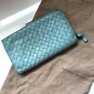 Bottega Veneta BV真皮中長銀包 短 袋 大容量 可以放到好多野 card holder bag