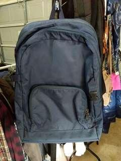 Navy school backpack