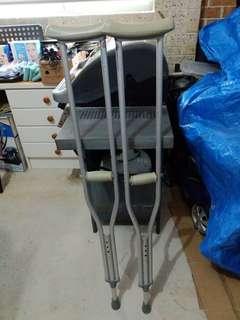 Crutches Orthocare