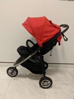 Stroller - Aprica Smoove. Plus Free stuff!