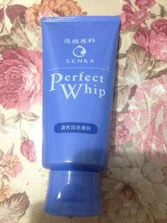 Shiseido Perfect Whip Cleanser