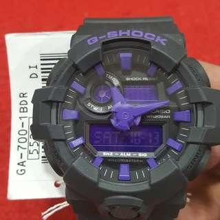 Casio | G-Shock | GA-700,  710B | Authentic