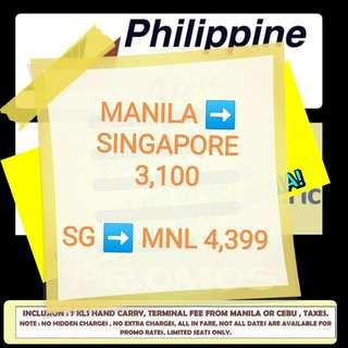 Cebupac PROMO - AIRLINE BOOKING -