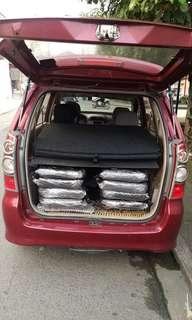 3rd Row Seat for Toyota Avanza Backseat