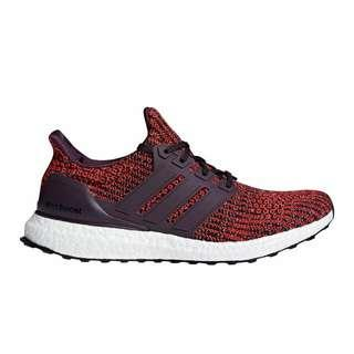 💥PO💥 Adidas Ultra Boost 4.0 Red