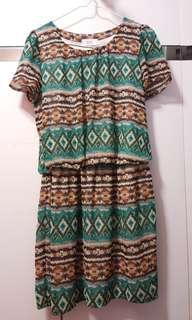 One piece 裙