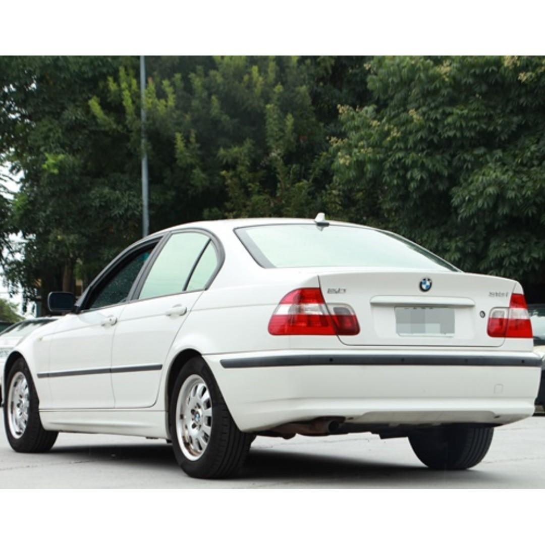 2004 BMW 318i 2.0 白