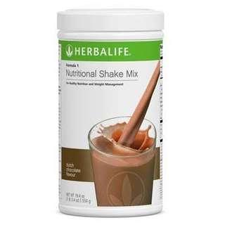 Herbalife chocolate