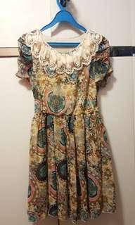 長身裙 One Piece Dress