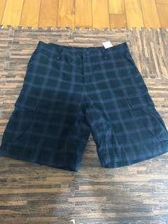 Carhartt 格子短褲