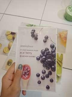 SHEETMASK INNISFREE
