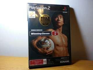PlayStation 2  WORLD SOCCER Winning Eleven 6