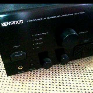 Kenwood Integrated 5.1 Amplifier