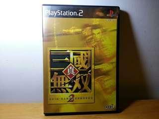 PlayStation 2  三國 真 無双