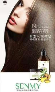 Senmy Shampoo & Hair Mask