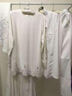Set Baju Nikah