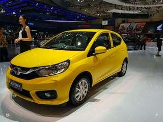 All New Brio Satya, Ready Stok