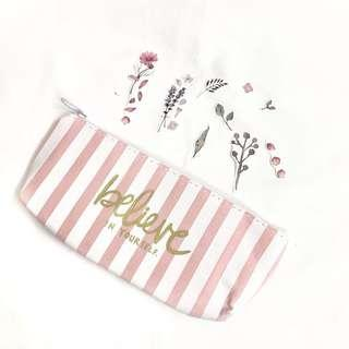 Pinky Pencil Case