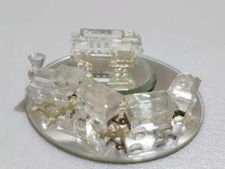 Train crystal