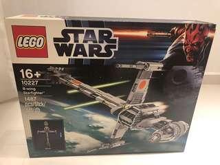 LEGO 10227 Star Wars. B -Wing Starfighter - Retired set