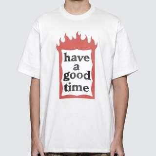 [PO] Have A Good Time Fire Tee