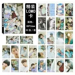 GOT7 Lullaby Lomo Card Set
