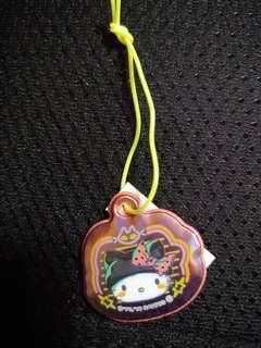 Hello Kitty 吊飾(halloween特別版)
