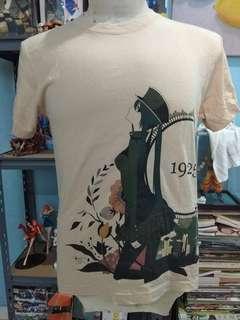 Cospa Hatsune Miku 1925 (M) Light Beige T Shirt