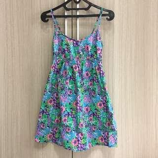 Divided by h&m floral dress