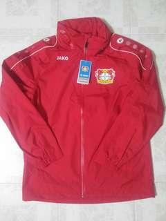 JAKO德甲利華古遜防風防水jacket