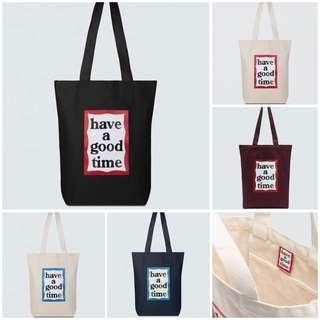 [PO] Have A Good Time Tote Bag