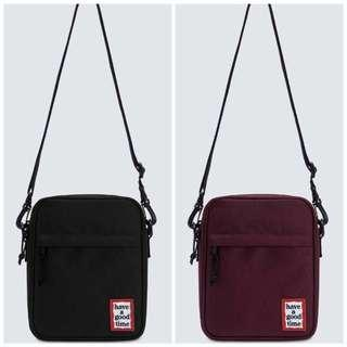 [PO] Have A Good Time Shoulder Bag